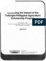 Assessing the Impact of the Fulbright-Philippine Agriculture Scholarship Program.pdf