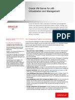 Oracle VM x86