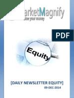 News Letter of Equity Stock Market