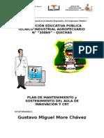 Plan de Mantenimiento Preventivo Del AIP - CRT 2014