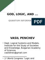 God, Logic, and Quantum Information