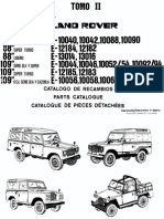 Land Rover Santana 88-109 TomoII