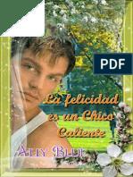 Ally Blue - La Felicidad de Un Chico Caliente