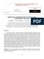 Strength and Behavior of Innovative Composite Columns