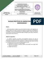 BPL -Bioseguridad