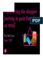 3. TNS Shopper Journey - Pat McCann