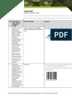 graphics asset list