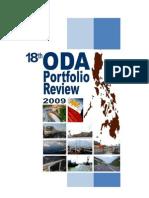 NEDA-ODA Review Main Report (2009)