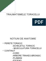 TRAUMATISMELE TORACELUI f