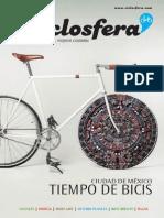 Revista - Ciclosfera  N° 09  - España