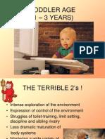 Toddler Age