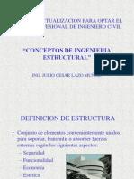 Concepto a La Albañileria Estructural
