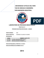 Informe Final Extraccion