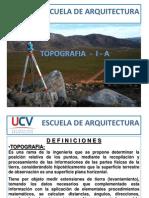 Escuela de Ingeniería Civil i - II