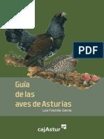 Guía de Las Aves de Asturias