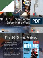 2-2015 NFPA 70E Changes