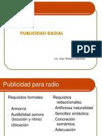 Publicidad Para Radio Jvs 2014