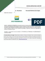 Petrobrás 2014 - Técnico de Administração e Controle Júnior - Questões de informática comentadas.