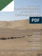 California Drought Report