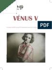 Catalogue Venus V