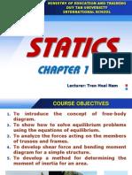 Statics - Chapter 1-2