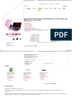 Notebook Philco PHN 14153 Rosa c/ Intel