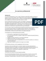 Example Personal Career Plan 04