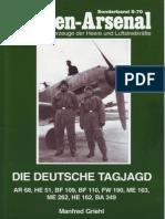 Waffen Arsenal 70 Die Deutsche Tagjagd