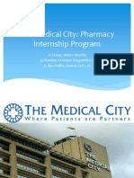 The Medical City Intern Report