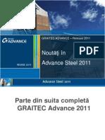advancesteel2011_noutati