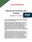 Historia de Las Bolsas DeTrabajo de Fernand Pelloutier