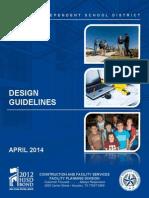 Design Guidelines April 2014