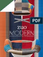 Zuo Modern Furniture & Accessories 2015 Catalog