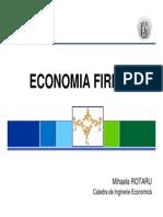 ECONOMIA FIRMEI