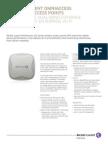 OA 103 Series Access Points Datasheet En
