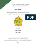 PEMERIKSAAN REFRAKSI SUBYEKTIF PADA PENDERITA PRESBYOPIA DENGAN STATUS REFRAKSI HYPERMETROPIA.docx