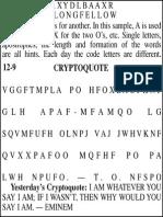 Tuesday's Crypto Quote