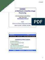 Bkm-lec15-16 Texture Segmentation Methods