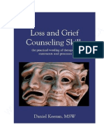Grief and Loss Cou nselling