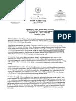 BSA Testimony on Trinity School Expansion (December 9, 2014)