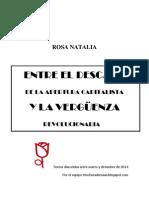 Rosa Natalia Dic 2014 Entre el Descaro y la Verguenza