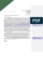 dancy darien complaint letter 1