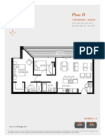 Aperture Vancouver Presale Condo Floor Plan H Mike Stewart