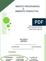 Expo Programado y Predictivo