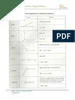 Ejercicios 6 Al x Geometria y Trigonomatria 2013