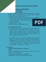 Criterios de Diseño 2014
