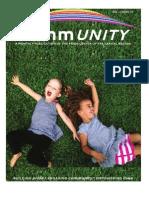 CommUNITY Vol 2 Iss 10 - December 2014 - January 2015