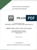 Elemente de Dinamica Mecanismelor Cu Came, Florian Ion T. Petrescu