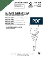 306694en-w Graco Pump