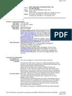 UT Dallas Syllabus for biol1300.003 06f taught by Ilya Sapozhnikov (isapoz)